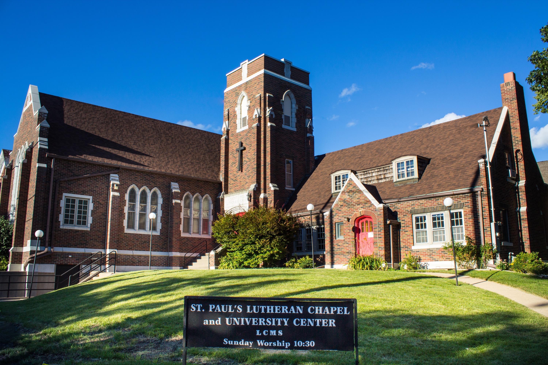 St. Paul's Lutheran Chapel - Exterior