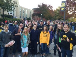 Campus Ministry Outing: Homecoming Parade
