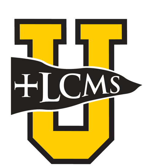LCMS U Logo Iowa colors